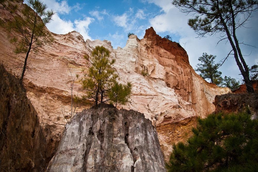 Providence Canyon: The Man-made Natural Wonder Photography