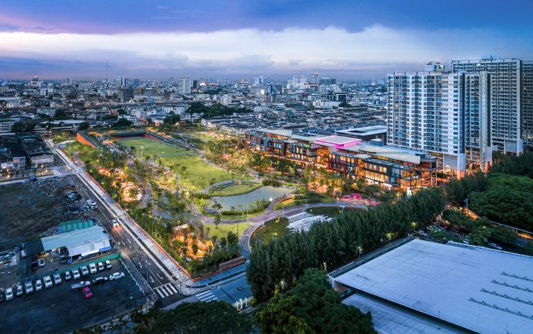 When Bangkok Floods, This Park Does Something Amazing | Geek Universe