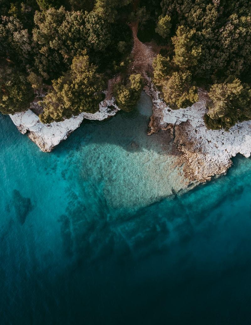 The Mediterranean Sea Shot From the Sky – Fubiz Media Design