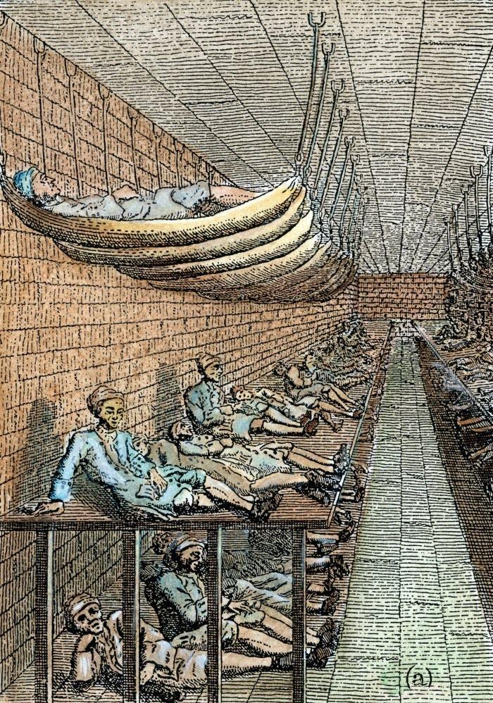Marshalsea Debtors' Prison | Amusing Planet Photography