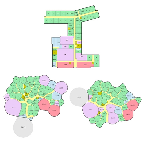 Joel Simon Evolving Floorplans – What If You Used A Genetic Algorithm With The Creative Goal To Approach Floor Plan Desi… – #63305 Design