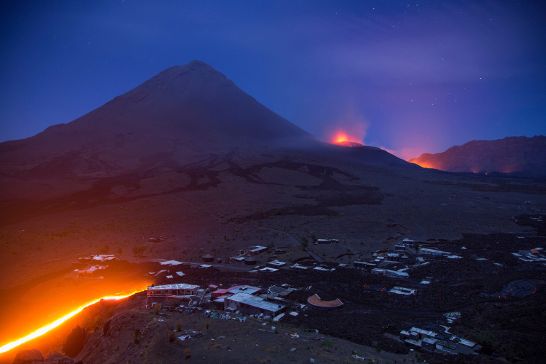 Who in the World Would Live next to an Active Volcano? | Geek Universe