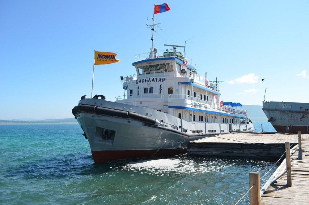 The Landlocked Navy of Mongolia Photography