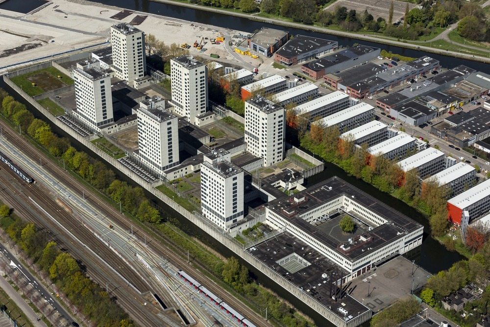 Dutch Prisons Are Being Converted Into Hotels And Apartments Because of Lack of Prisoners Photography