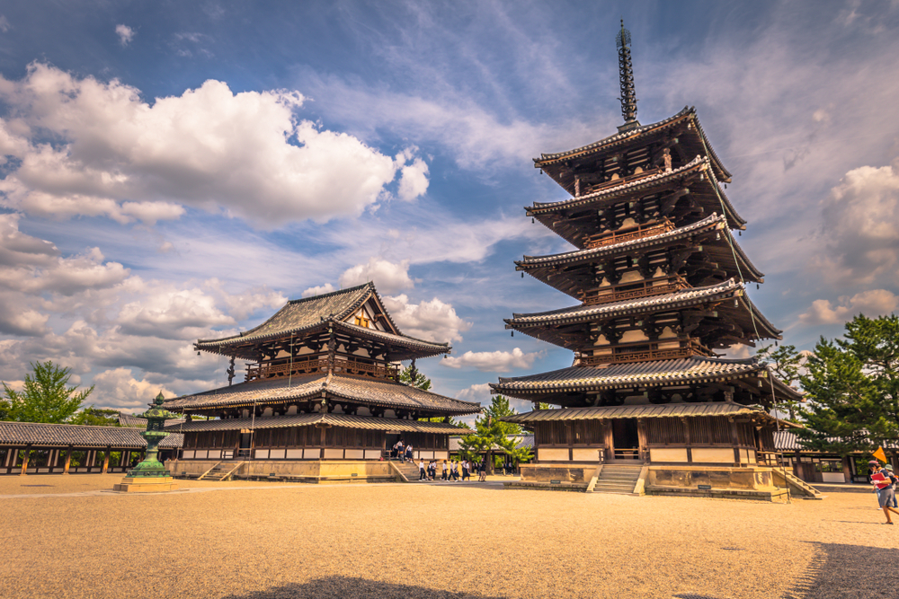 Kongo Gumi: The 1,400-year-old Company Photography