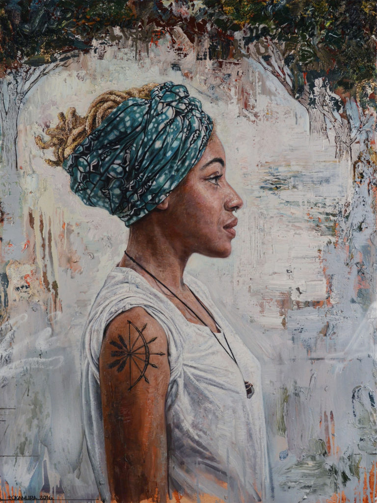 Powerful Woman Portraits – Fubiz Media Design