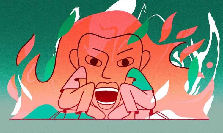 Here's What Your Anger Is Telling You — and How You Can Talk Back | Geek Universe