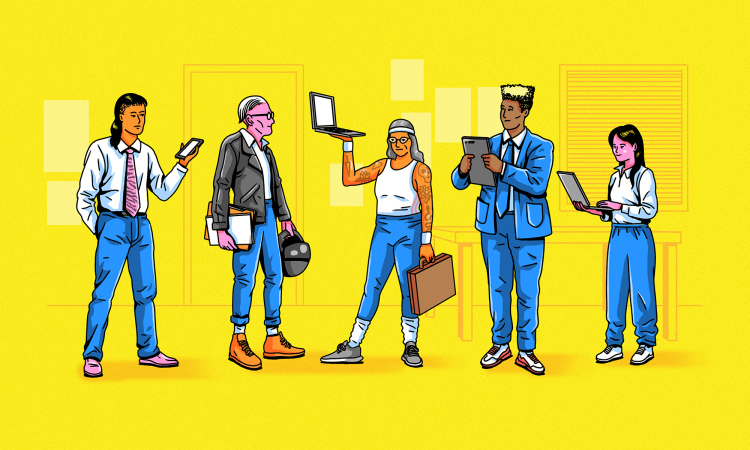 How to Work with a Multigenerational Team   Geek Universe