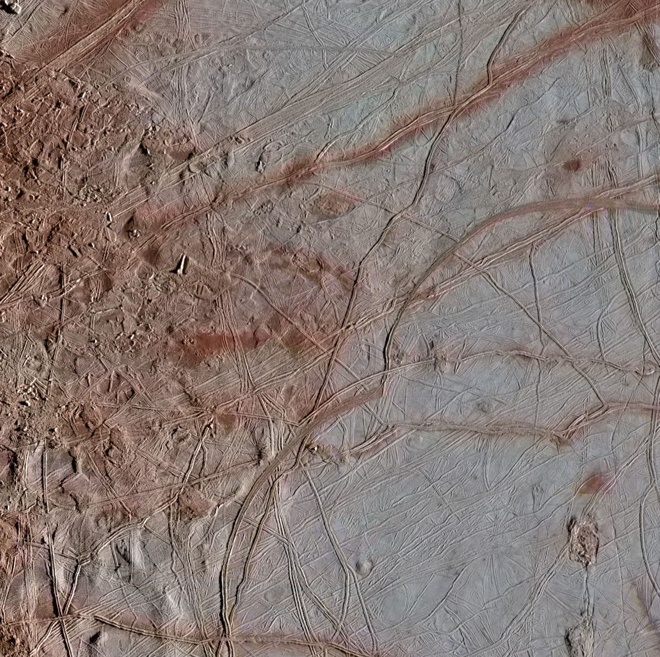 Space Photos of the Week: Europa! Attempt No Landing There Photography