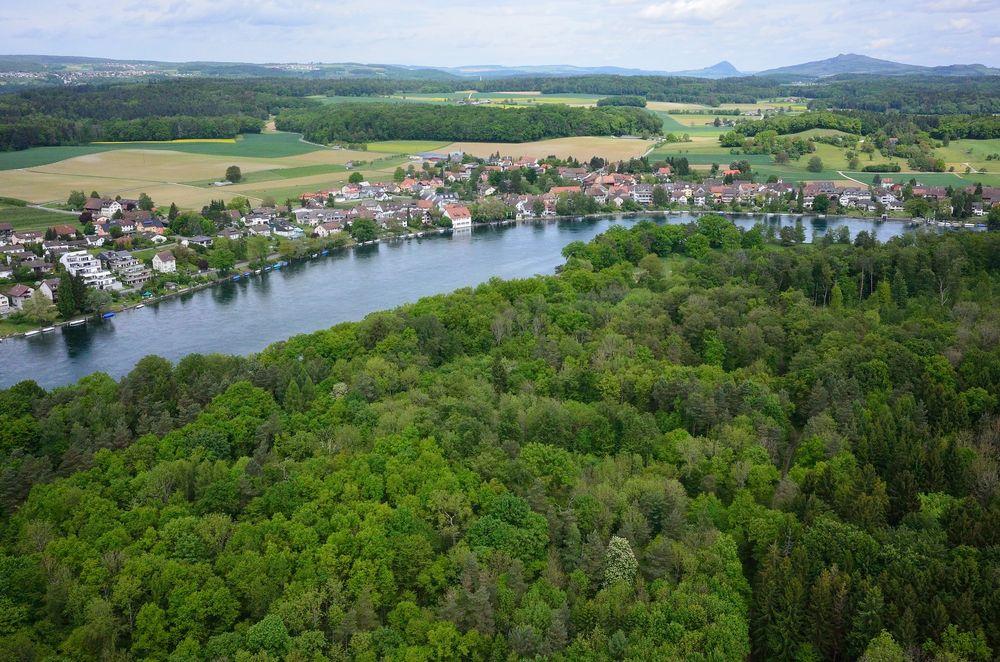 Büsingen Am Hochrhein: The Town Torn Between Two Countries Photography
