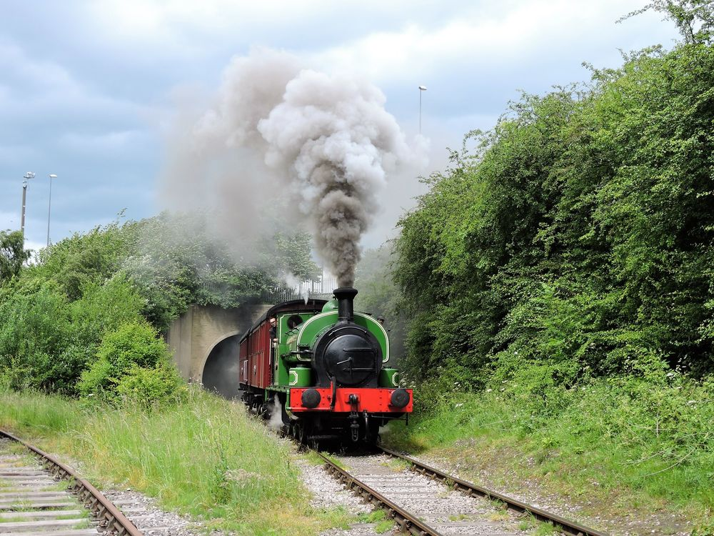 Middleton, The World's Oldest Operating Railway Photography