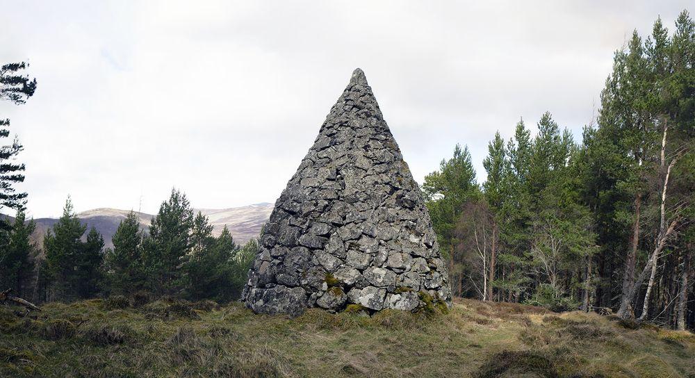 The Balmoral Pyramid   Amusing Planet Photography