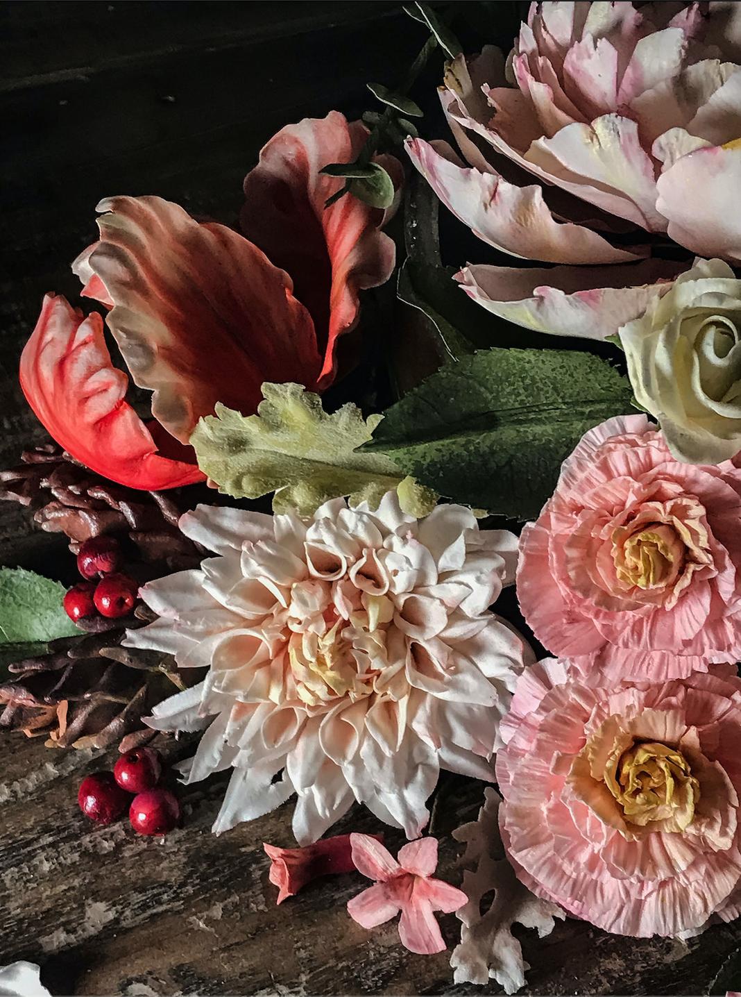 Julie Simon's Incredible Cakes – Fubiz Media Design