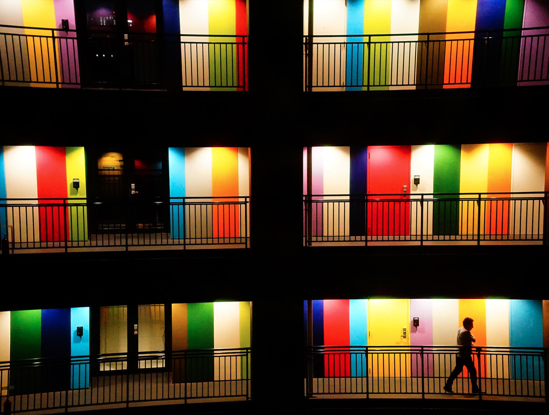 Through the Lens of Photographer Elise Azria – Fubiz Media Design