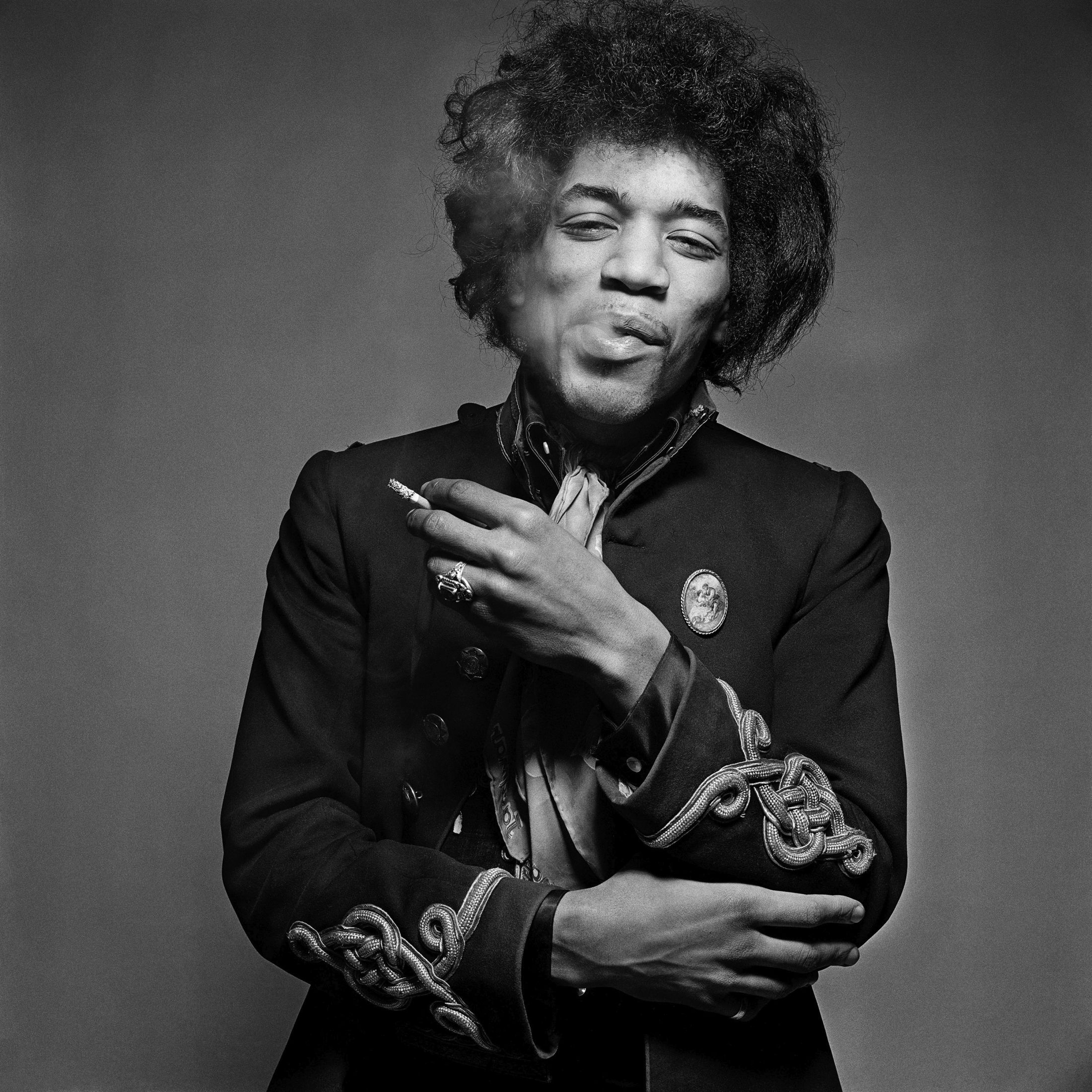 An Expo Celebrating Jimi Hendrix in London – Fubiz Media Design